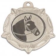 VF40 Tudor Rose Medal Silver 40mm