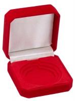 Red Velvet Medal Award Box 50/60/70 For 50/60/70mm Medals : New 2020
