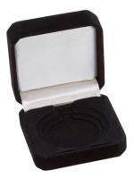 Black Velvet Medal Award Box 50/60/70 For 50/60/70mm Medals : New 2020