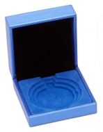 Blue Satin Medal Award Box 50/60/70 For 50/60/70mm Medals : New 2020