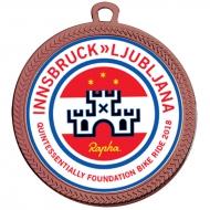 Personalised 60mm Medal 2 3 8 inch (60mm) Diameter : New 2019