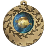 Personalised 50mm Prism Medal 2 Inch (50mm) Diameter : New 2019