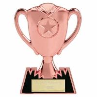 Cup Plaque5 Bronze Bronze 5 Inch