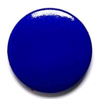 Blue Button Badge Blue 1 Inch