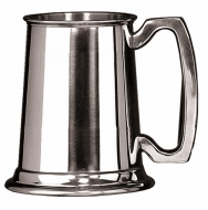 Devon Tankard 0.5 Pt Pewter 0.5 Pint