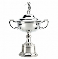 Supreme14 Golfer Cup Pewter 14 Inch