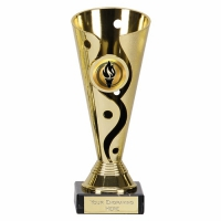 Carnival Cup Gold 6 Inch