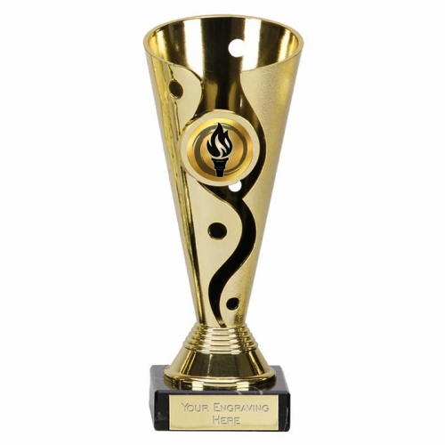 Carnival Cup Gold 7.5 Inch