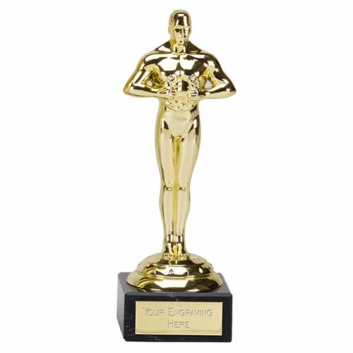 Icon Achievement Gold Statuette 7.75 Inch