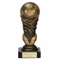 Icon Football Trophy AGGT 4 7/8 Inch
