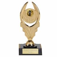 Honour Laurel7 Trophy Gold 7.25 Inch