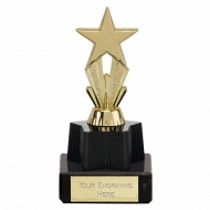 MicroStar4 Gold Trophy Gold 4.25 Inch