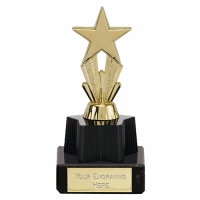 MicroStar4 Gold Trophy Gold 4.25 Inch