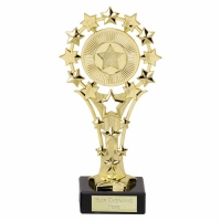 AllStar6 Trophy (FT29C) Gold 6.75 Inch