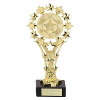 AllStar6 Trophy (FT29C) Gold 6.75 Inch