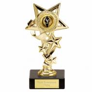 StarCascade7 Gold Trophy Gold 7.75 Inch