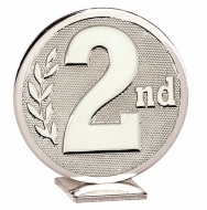 Global 2nd Place Silver 60mm