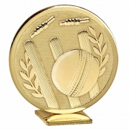 Global Cricket Gold 60mm