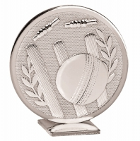 Global Cricket Silver 60mm