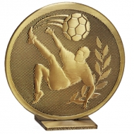 Global Football Bronze Bronze 60mm