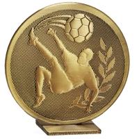 Global Football Bronze Bronze 60mm