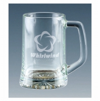 Trojan Glass Tankard 0.5 Pt Glass 0.5 Pint