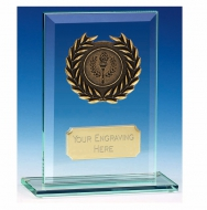 Apex7 Jade Award Jade/Gold 7 Inch