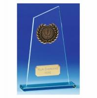 Peak8 Jade Award Jade/Gold 8.5 Inch