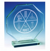 Diamond Edge6 Jade Award Jade 5.75 Inch