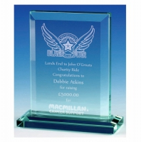 Classic Peak6 Jade Award Jade 6 Inch
