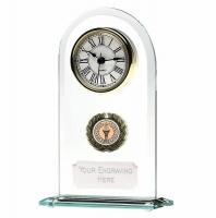 Endurance8 Jade Clock Jade 8 Inch