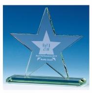Star6 Jade Award Jade 6 Inch