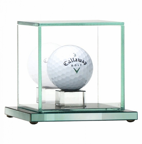 Calibre4 Ball Capsule Jade 4 Inch Glass