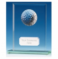 Golf6 Honour Award Jade 6 Inch