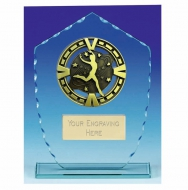 Varsity Dance Glass Award Plaque 7 1/8 Inch (18cm) : New 2020