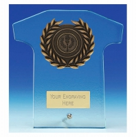 Elite Shirt Glass 6.5 Inch (16.5cm) : New 2019