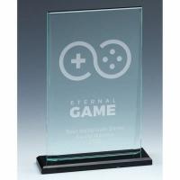 Pathfinder Jade Glass Award 8.25 Inch (21cm) - 10mm Thickness : New 2020