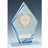 Rise Glass Award 8 1/8 Inch (20.5cm) : New 2020