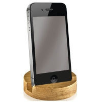 Bamboo Phone Holder Bamboo 19 x 79mm