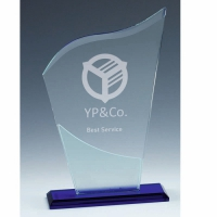 Herald Glass Award 9 Inch (23cm) : New 2020