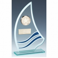 Sail Glass Award 6.5 Inch (16.5cm) : New 2020
