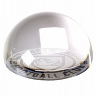 Dome75 Paperweight Optical Crystal 7.75cm