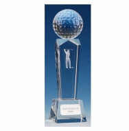 Campbell Golf Optical Crystal Optical Crystal 6 Inch