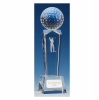 Campbell Golf Optical Crystal Optical Crystal 7 Inch