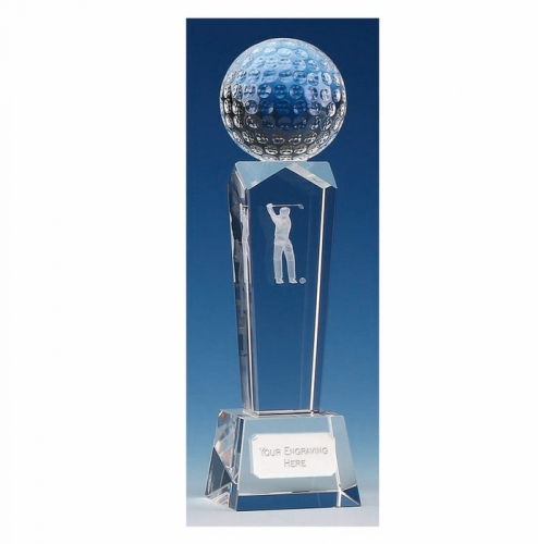 Campbell Golf Optical Crystal Optical Crystal 7 Inch