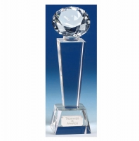 Phoenix Diamond Optical Crystal Optical Crystal 8.5 Inch