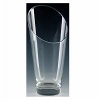 Kensington Vase Glass 9 Inch
