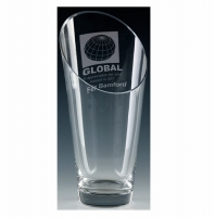 Kensington Vase Glass 12 Inch