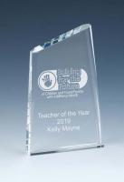 Shard Glass Award 7 1/8 Inch (18cm) : New 2020