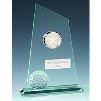 Mount Glass Award 7.5 Inch (19cm) : New 2020